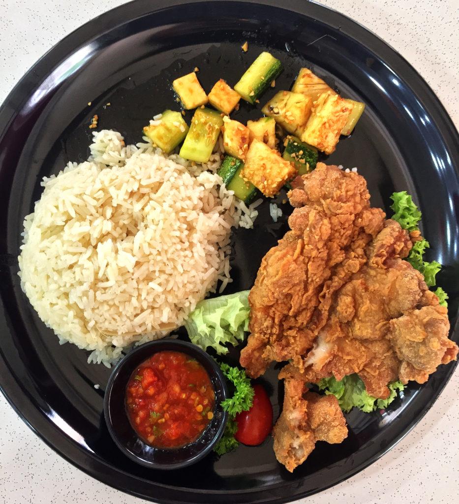 Xin Long Xin Chicken Rice